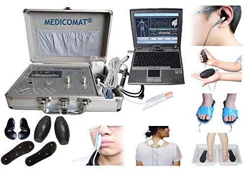 Gesundheitsmanagement Instrumenten Medicomat-291J Health Diagnostic Test Computer Nasen Wrist Laser Akupunktur Therapeutische Geräte