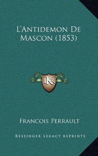 L'Antidemon de Mascon (1853)
