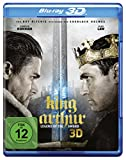 King Arthur: Legend of the Sword [3D Blu-ray] -