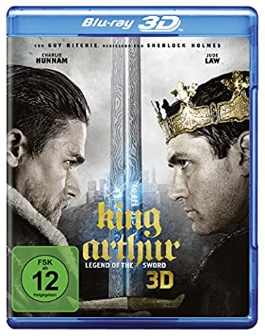 King Arthur: Legend of the Sword [3D Blu-ray]