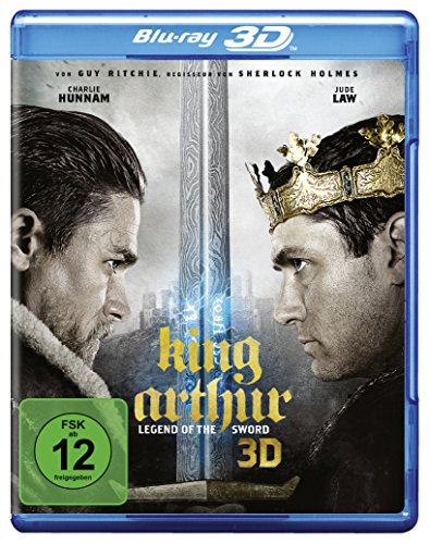 Bild von King Arthur: Legend of the Sword [3D Blu-ray]