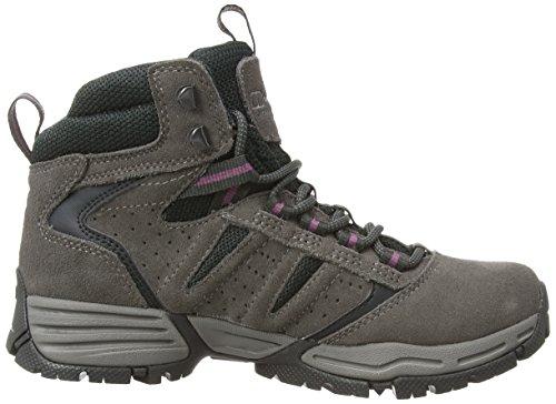 Berghaus - Expeditor Aq Trek Tech Boot Af Dkgry/Pur, Scarpe da escursionismo Donna Grigio (Dark Grey/dark Purple X15)