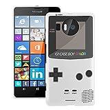 Microsoft Lumia 950 Hülle Silikon / Gel / TPU Case Cover Schutzhülle -