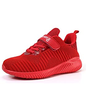 Niños Calzado deportivo Zapatillas de correr Zapatillas de baloncesto Zapatos casuales al aire libre de moda Ligero...
