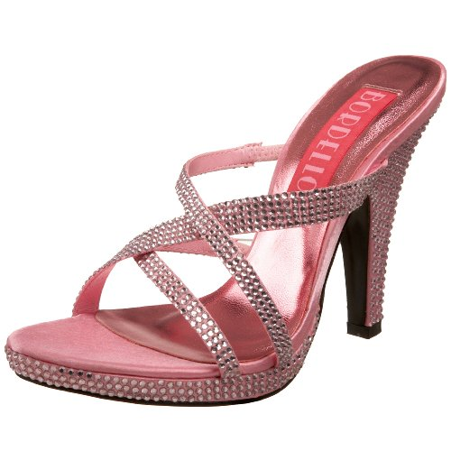 "Bordello sir02r/BP 4 ""Femmes B. Pink Rhinestones"