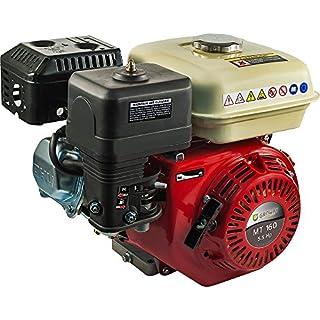 groway mt-160q 4T 163cc OHV Benzin–Motor, 5.5HP, Achse 19.05x 58.5mm
