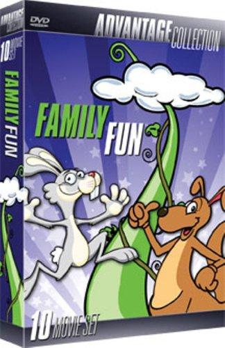 Preisvergleich Produktbild Advantage: Family Fun [DVD] [Import]