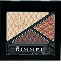 Rimmel Glam Eyes Trio Eye Shadow, Summer Chic, 0.15 Fluid Ounce