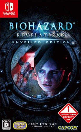 Biohazard Revelations Unveiled Edition [Switch][Importación Japonesa] 51kRpIII29L