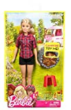 Barbie FDB44 Doll and Accessories, Multicolour