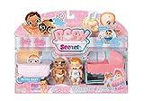 Baby Secrets-30856-Pack de 3Don 1Misterio (Caballo Mecedora/Cuna/Cuna o Silla Alta)-Modelo Aleatorio