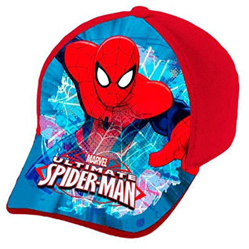 Disney ast1055cuffia front print spiderman
