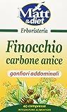 Matt&Diet Finocchio Carbone Anice - 28 gr