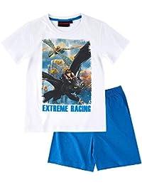 Dragons - Pijamas con Pantalones cortos - tamaño 116-152