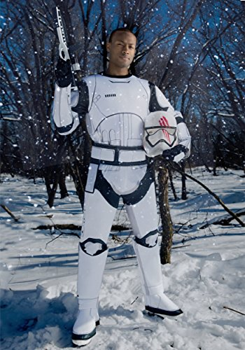 Men's Finn FN-2187 Stormtrooper Fancy dress costume Standard