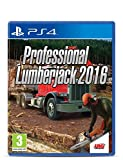 Professional Lumberjack 2016 (PS4) UK IMPORT