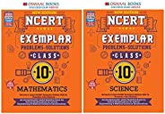 Oswaal NCERT Exemplar (Problems - Solutions) Class 10 Math, Science