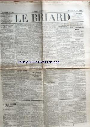 BRIARD (LE) [No 45] du 16/06/1897 - LA DEFENSE NAT...