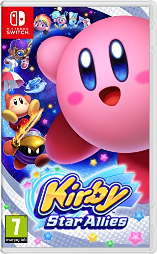 Kirby Star Allies (Relationship)