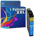 PlatinumSerie® 1 Drucker-Patrone XXL für TE2712 kompatibel zu Epson Blau WorkForce WF-3600 Series WF-3620 DWF WF-3620 WF WF-3640 DTWF WF-7110 DTW WF-7600 Series WF-7610 DWF WF-7620 DTWF