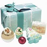 Bomb Cosmetics Winter Wonderland Handmade Gift Pack