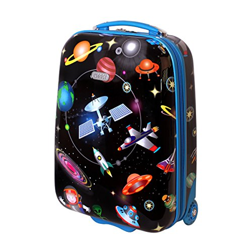Karry Niños rígida equipaje de mano Maletín equipaje kabienent Trol