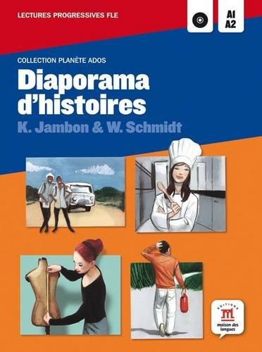 Collection Planète Ados. Diaporama d'histoires + CD (Fle - Planete Ados) por Krystelle Jambon