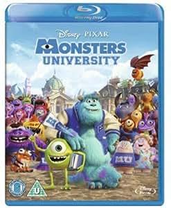 Monsters University [Blu-ray] [Region Free]
