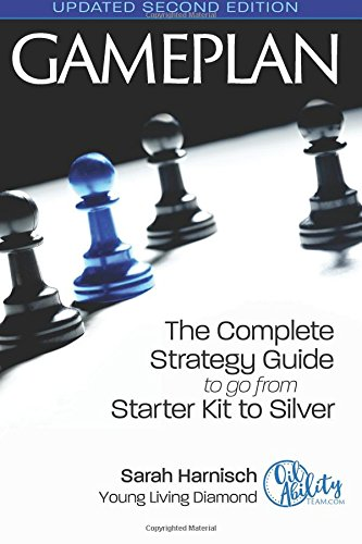 Gameplan: The Complete Strategy Guide to go from Starter Kit to Silver por Sarah Harnisch