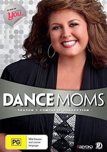 Dance Moms Season 3 - 9-DVD Box Set ( ) [ Australische Import ]