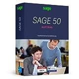 Sage 50 Auftrag Standard Warenwirtschaft-Software PC, für Start-Ups & KMUs, Angebote erstellen & Rechnungen schreiben, 1 Arbeitsplatz