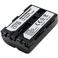 Batería para Sony Alpha 200 (DSLR-A200), 1400mAh, substituye: NP-FM500H;