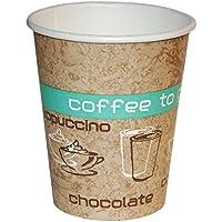 Coffee to go tazza, bevande calde bicchieri di carta, 200ml,