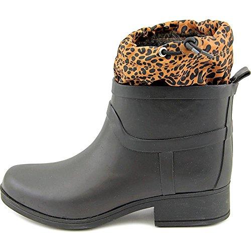 lucky brand rebeka damen gummi regenstiefel blk brnx leopard escapade. Black Bedroom Furniture Sets. Home Design Ideas