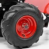 Hecht 750 Benzin Gartenfräse Motorhacke - 5