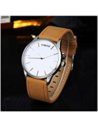 Lorenz MK-1055A White Dial Corporate Look Casual Fit Analog Watch
