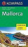 Mallorca: Wanderkarten-Set. GPS-genau. 1:35000: Wandelkaart 1:35 000 (KOMPASS-Wanderkarten, Band 2230) -