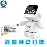 OBO HANDS WIFI per Robot 960P Baby Monitor Senza Fili Telecamera IP CCTV LED IR  Monitor Remoto Domestico Intelligente Carta di TF Interno