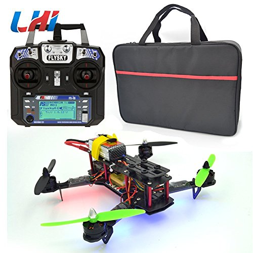 LHI Full Carbon Fiber 250 mm Quadcopter Race Copter Racing Drone Frame...