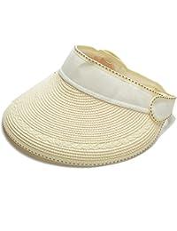 ZHANWEI sombreros protección solar Verano Versión Coreana Sombrero De Copa  Tapa Vacía Gorra Plegable Multicolores Opcional 055040068b0