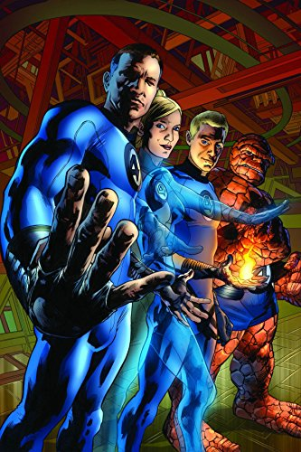 Fantastic Four: World's Greatest Premiere HC by Bryan Hitch (Artist), Mark Millar (14-Jan-2009) Hardcover