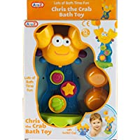A to Z Chris The Crab Bath Toy