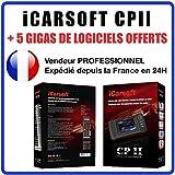 iCarsoft Diagnóstico for Peugeot Citroen cpii PSA Oel Service Reset, DPF Reset: 207,