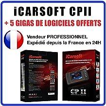 Diagnóstico for Peugeot Citroen–ICarSoft cpii PSA Oel Service Reset, DPF Reset: 207, 307, 407, 607, 807, 1007, 4007, 208, 2008, 301, 308, 408, 508, 3008, 5008, RCZ, BOXER, EXPERT, PARTNER