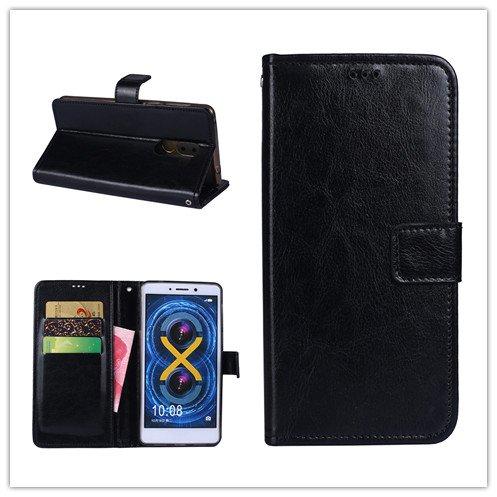 Funda® Flip Brieftasche Hülle für Oukitel K8000(Muster 2)