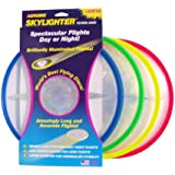 AEROBIE SKYLIGHTER DISC (Colors May Vary)-New Super Saver Pack- 4 Units