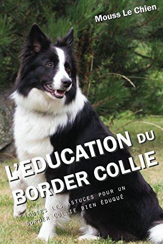 L'EDUCATION DU BORDER COLLIE: Toutes les astuces pour un Border Collie bien éduqué par Mouss Le Chien