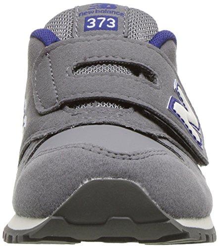 New Balance KJ373 Ndy KJ373NDY, Basket Gris