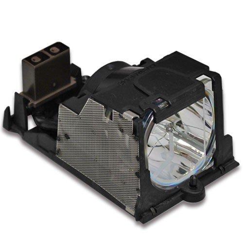Alda PQ-Premium, Beamerlampe / Ersatzlampe für TOSHIBA TDP-P3 Projektoren, Lampe mit Gehäuse