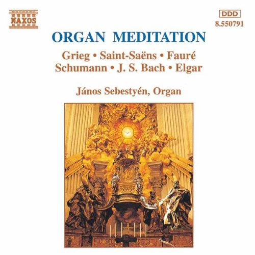 3 Songs, Op. 7 (arr. for organ): 3 Songs, Op. 7: No. 1. Apres un reve (arr. for organ)
